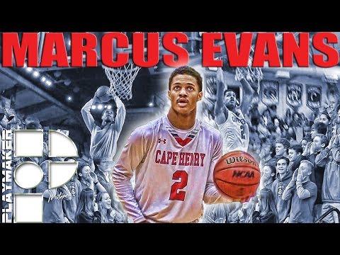 Marcus Evans Caps Off Historic High School Career! Official Senior Mixtape!