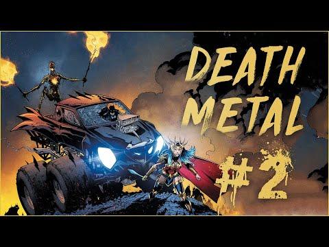 Birth Of The Darkest Knight (Death Metal)