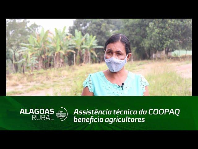 COOPAQ beneficia agricultores familiares de assentamento em Matriz de Camaragibe