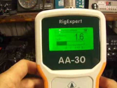 Rig Expert AA-30 Analyzer