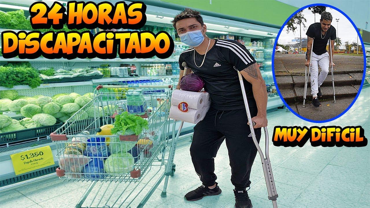 Download 24 HORAS EN MULETAS *Muy Difícil* - TATTOXTREME