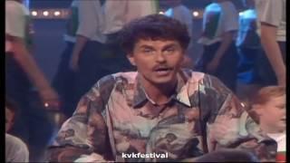 Kinderen voor Kinderen Festival 1991 - Als ik de baas zou zijn van het journaal (Vip-liedje)