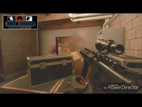 New intro Raz playing Rainbow Six Siege (multiplayer online enjoy02)