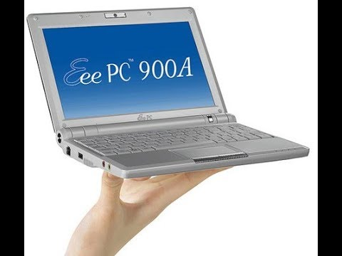 How To Install Lubuntu On A ASUS Eee PC 900A