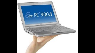 How to install Lubuntu on to a ASUS Eee PC 900A
