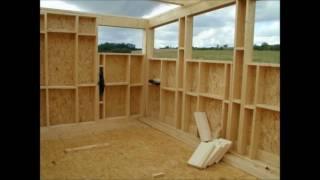 видео Как правильно утеплить каркасный дом