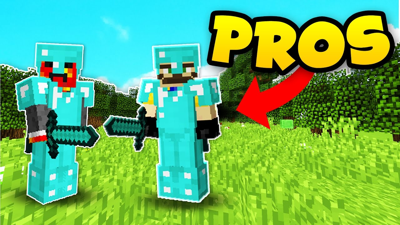 Minecraft How Pros Play Hunger Games - Youtube-8705
