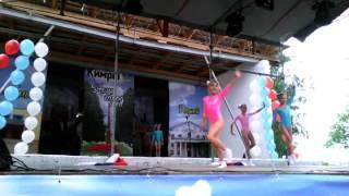 День города в кимрах спортивная гимнастика 2016 г.