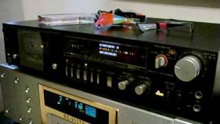 Technics M270X Vintage cassette deck