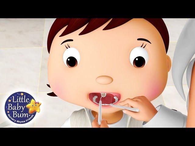 Dentist Song | + More Nursery Rhymes & Kids Songs | Songs for Kids | Little Baby Bum