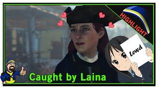 Laina Busts Cohh - Fallout 4