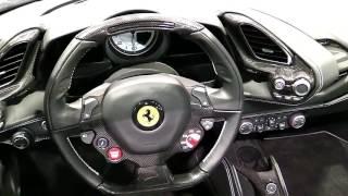2018 Ferrari 488 Spider Gold Premium Features | New Design Exterior Interior | First Impression