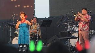 Hiraring Tokyo Quartet & Dyna Miki@Chilpo Jazz Festival 2015