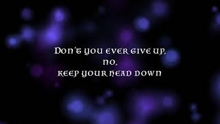 Never Give Up-for KING & COUNTRY-Lyric Video