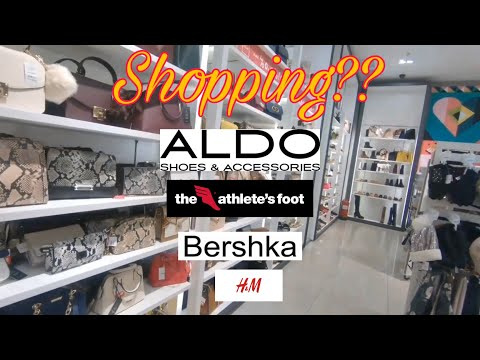ALDO SHOES | H&M | ATHLETE's FOOT | BERSHKA | FIRST VLOG FOR 2020 | OFW KUWAIT