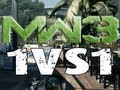 MW3 1V1 FACE OFF (Funny Moments)