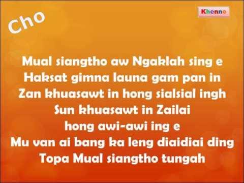 Mual Siangtho Karaoke