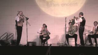 GUMBO JASS BAND - I found a new baby  - Caixaforum de Barcelona.