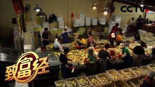 《致富经》赔掉本钱却上演绝地翻身 卖鱼高手化身致富能人 20200727   CCTV农业 - YouTube