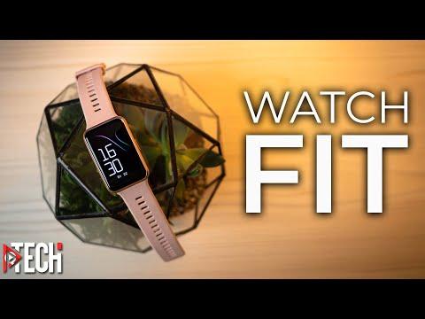Huawei Watch Fit: Как Apple Watch 6, только дешевле. Обзор и опыт использования. Плюсы и минусы