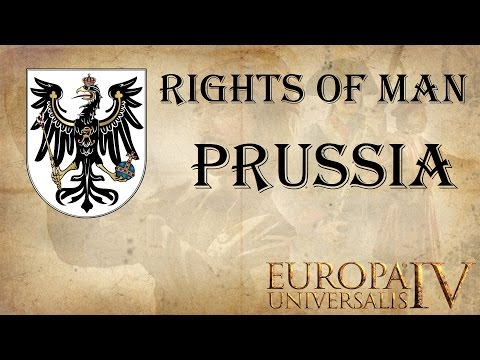 EU4 Rights of Man as Prussia 1