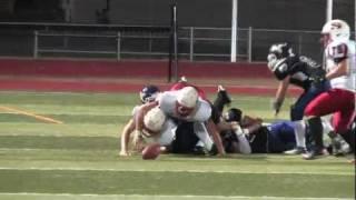 2011 Vikings Football:  Diamond Eyes - Snohomish Panthers