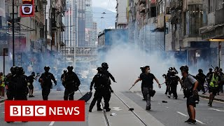 Hong Kong: Us Passes Sanctions As Nations Condemn New Law - Bbc News