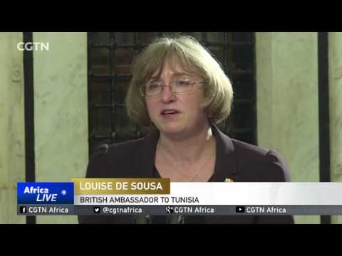 British delegation begins visit to Tunisia