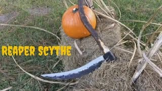 Forging a Reaper's Scythe (HALLOWEEN SPECIAL)