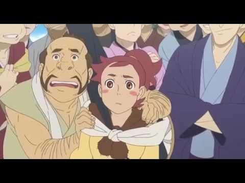 Фусэ Повесть об охотнице Мультфильмы для детей Полнометражные аниме
