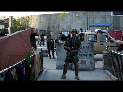 Kabul suicide bombing kills five