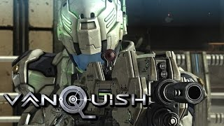 Vanquish - PC Announcement Trailer