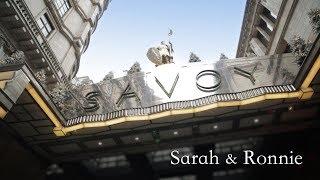 Civil Wedding   The Savoy Hotel   Bloomsbury Films ®