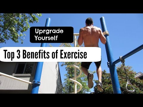 The Top Three Benefits of Exercise | Body Mind Vitality Ep.1