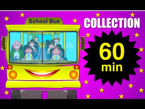 The Wheels On The Bus And Many More Rhymes - Nursery Rhymes Collection For Children