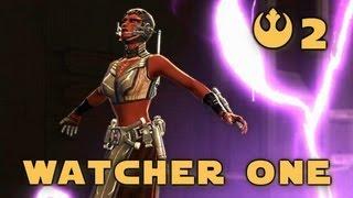 Jedi Knight Storyline - Act 1 - Watcher One & Doctor Godera Part 2 | SWTOR