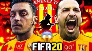 THE EPIC HALLOWEEN CAREER MODE CHALLENGE!!! FIFA 20 Career Mode Challenge