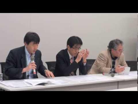 20140203万年野党「東京都天下り問題調査説明会」