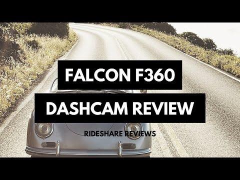 Falcon Zero F360 Dashcam Review