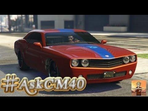 #AskCM40: Favorite Videos, Silent Killer, Dukes of Hazzard!!! (Forza Horizon 2 Gameplay Commentary)