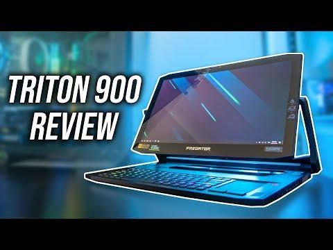 Acer Triton 900 Review - Thinnest RTX 2080 Laptop?
