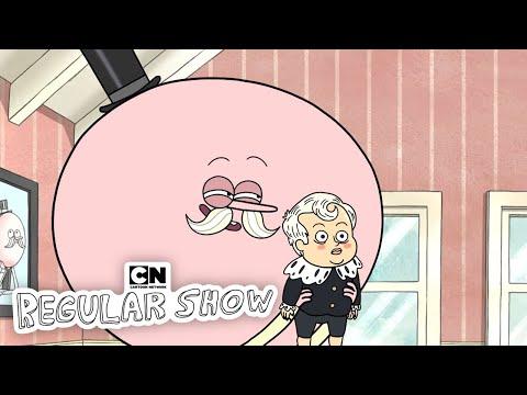 Regular Show   Mordecai and Rigby vs Evil Doll   Cartoon Network