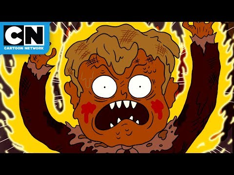 Regular Show | Mordecai And Rigby Vs Evil Doll | Cartoon Network