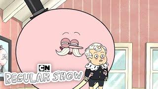 Regular Show | Mordecai and Rigby vs Evil Doll | Cartoon Network