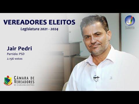 JAIR PEDRI - VEREADOR ELEITO