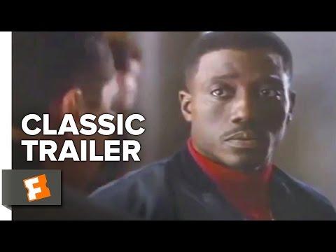 Passenger 57 (1992) Official Trailer #1 - Wesley Snipes Thriller Mp3