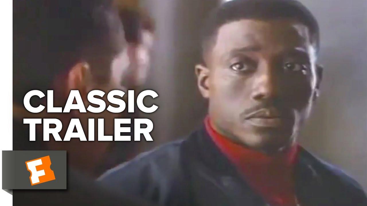 Download Passenger 57 (1992) Official Trailer #1 - Wesley Snipes Thriller