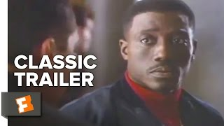 Passenger 57 (1992) Official Trailer #1 - Wesley Snipes Thriller