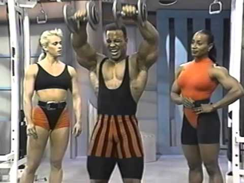Flex Magazine Bodybuilding Video Series: Vol. 9: Abs & Shoulders