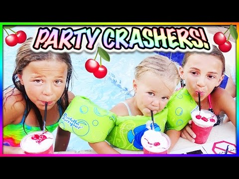 🎉 WHOSE PARTY DO WE CRASH ON THE LAST DAY OF VACATION?! 🎉 SMELLY BELLY TV VLOGS